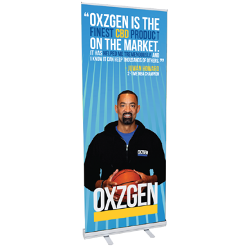 Picture of Juwan Howard OXZGEN Banner
