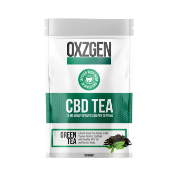 Picture of Green CBD Tea