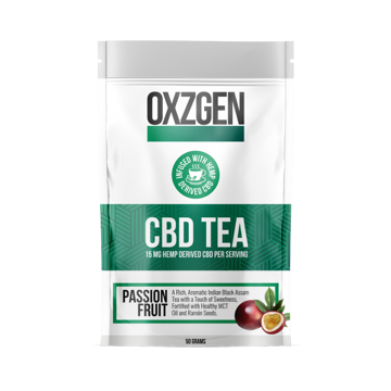 Picture of Passion Fruit CBD Tea