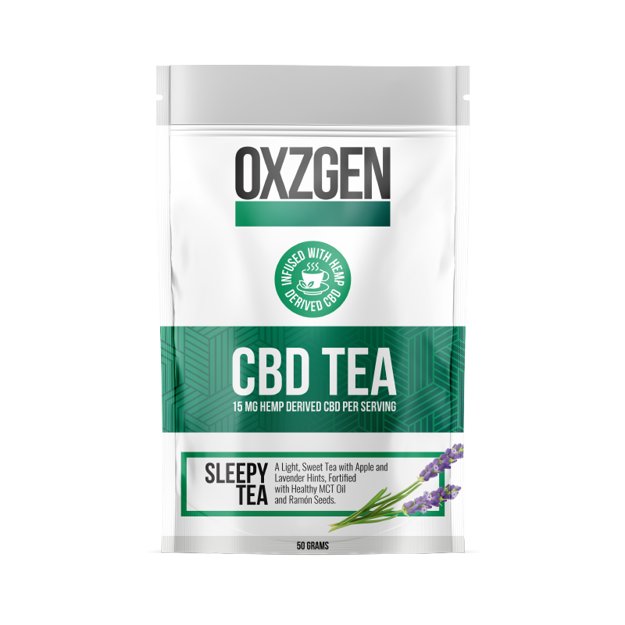Picture of Sleepy CBD Tea