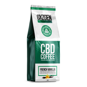 Picture of French Vanilla CBD Coffee