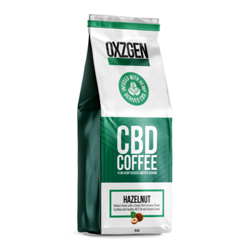 Picture of Hazelnut CBD Coffee