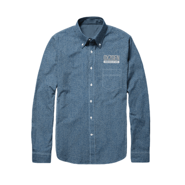 Picture of OXZGEN Denim Long Sleeve Shirt