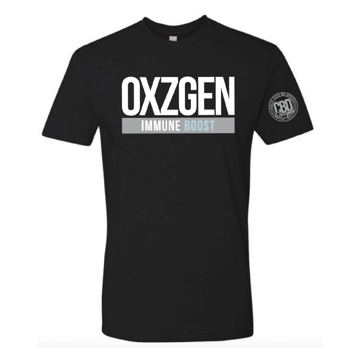 Picture of OXZGEN Immune Boost Logo Unisex Shirt